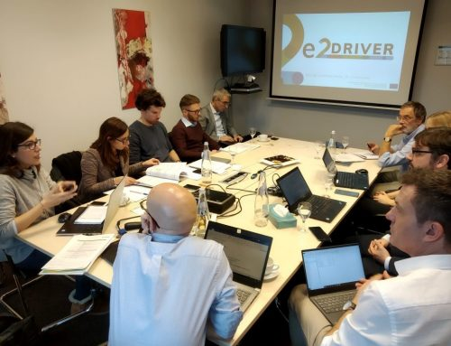 E2DRIVER is going strong – December Steering Committee Meeting in Berlin